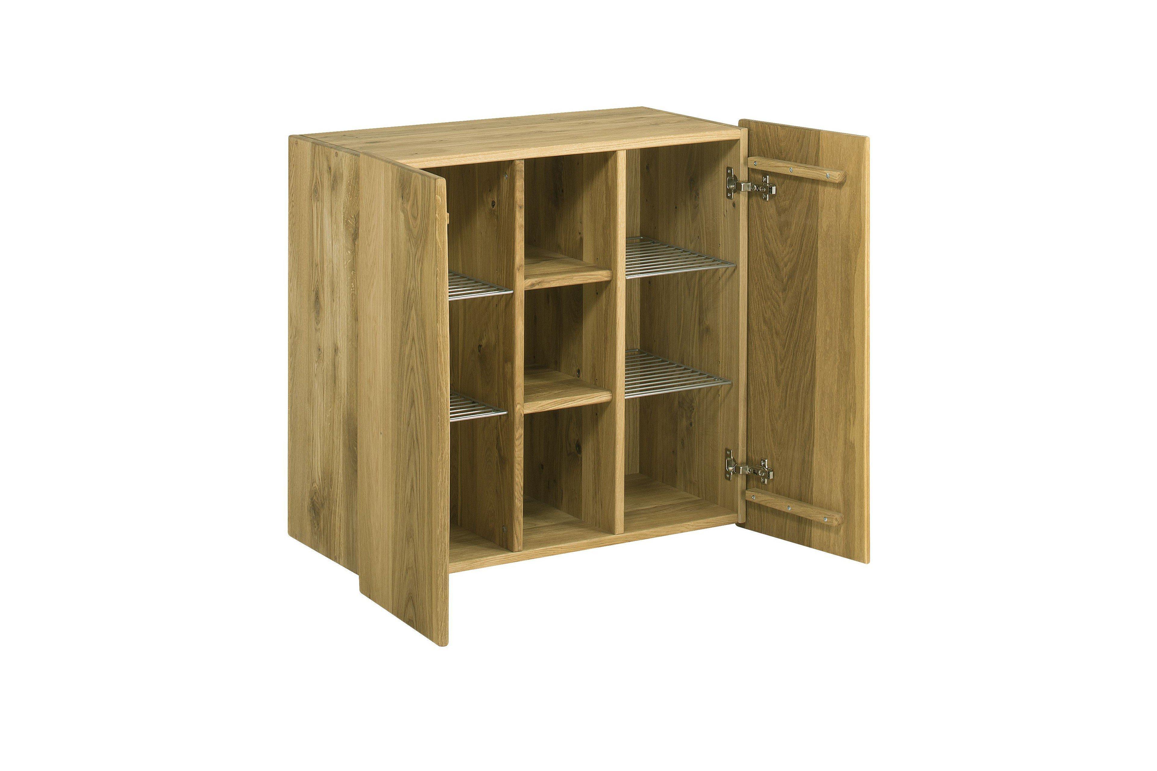 garderobe woodline aus eiche skalik meble m246bel letz