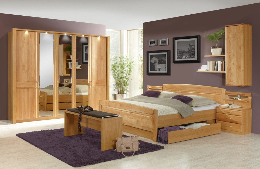 wiemann lausanne 3 teiliges schlafzimmer set m bel letz ihr online shop. Black Bedroom Furniture Sets. Home Design Ideas