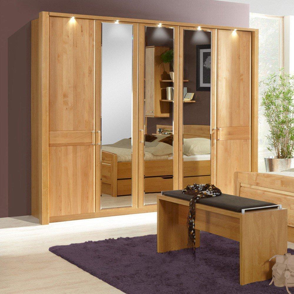 Wiemann Lausanne 3-teiliges Schlafzimmer-Set  Möbel Letz - Ihr ...