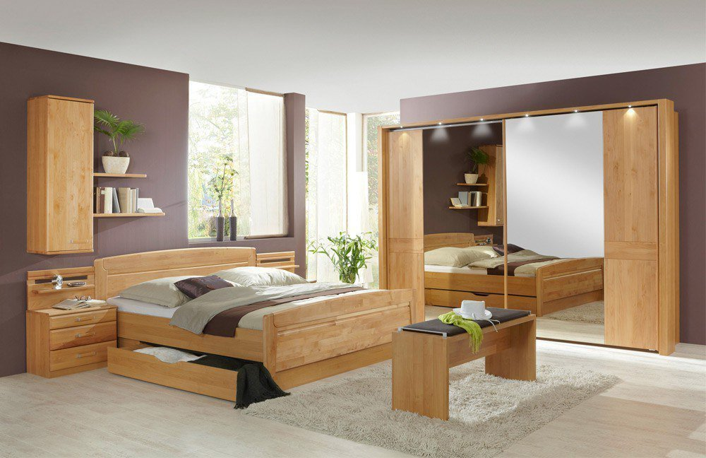 wiemann lausanne schlafzimmer teilmassiv m bel letz. Black Bedroom Furniture Sets. Home Design Ideas