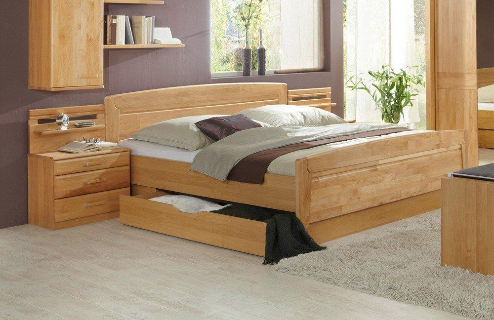 Wiemann Lausanne Schlafzimmer teilmassiv | Möbel Letz - Ihr Online-Shop