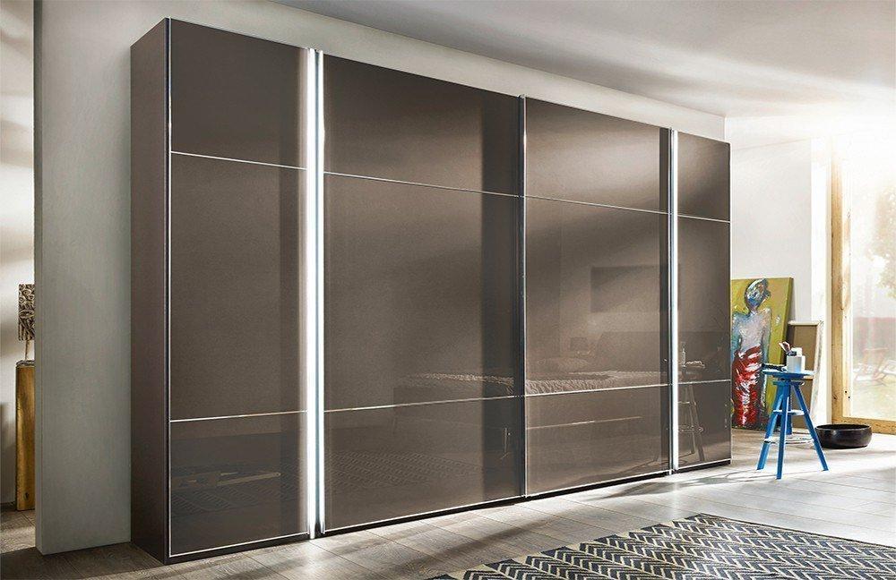Nolte Möbel Schrank Marcato samtbraun   Möbel Letz - Ihr Online-Shop