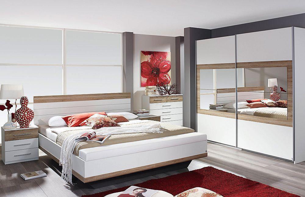 Schlafzimmer Tarragona Rauch Packs Eiche Sanremo Möbel Letz