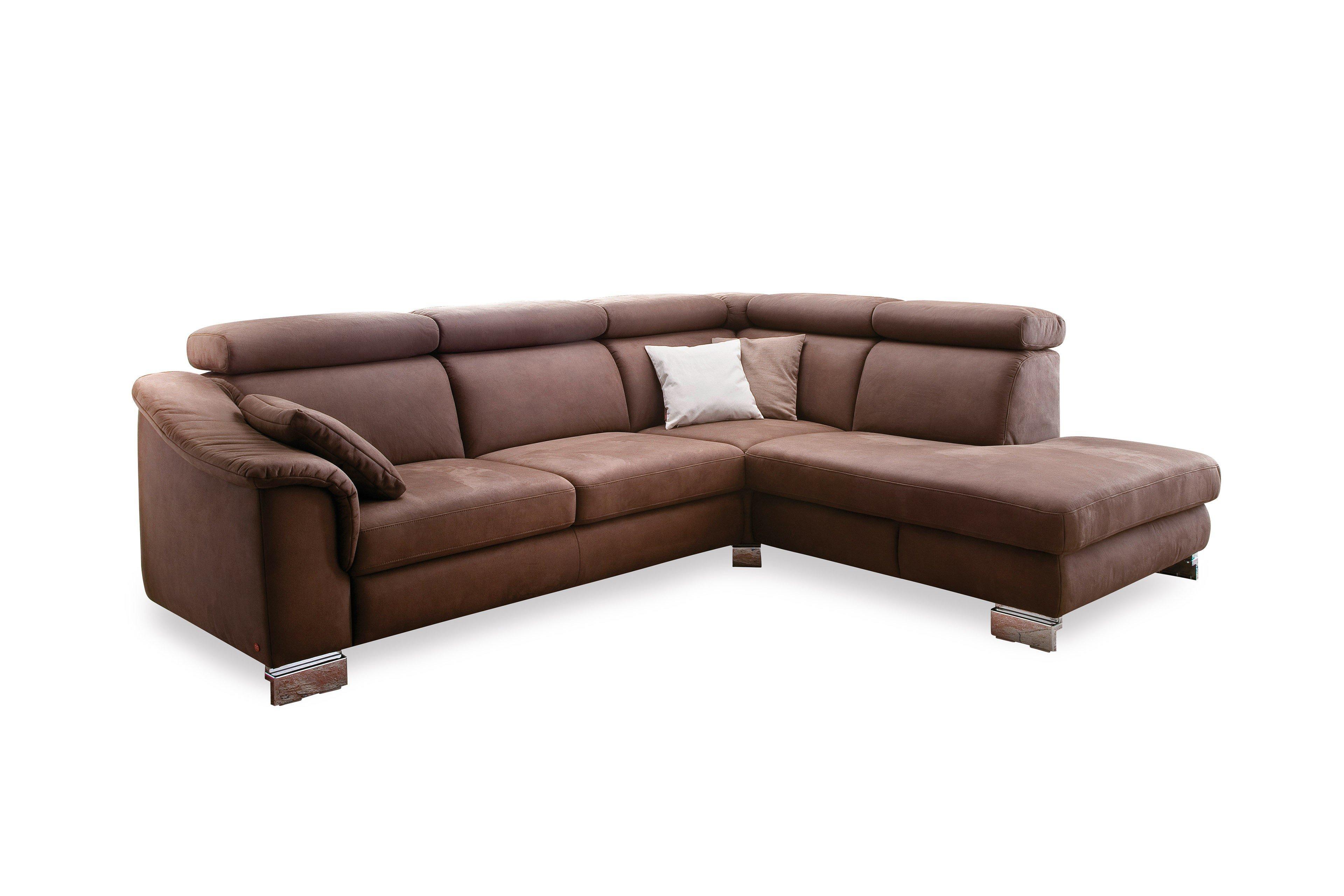 carina polsterm bel circo eckgarnitur braun m bel letz ihr online shop. Black Bedroom Furniture Sets. Home Design Ideas