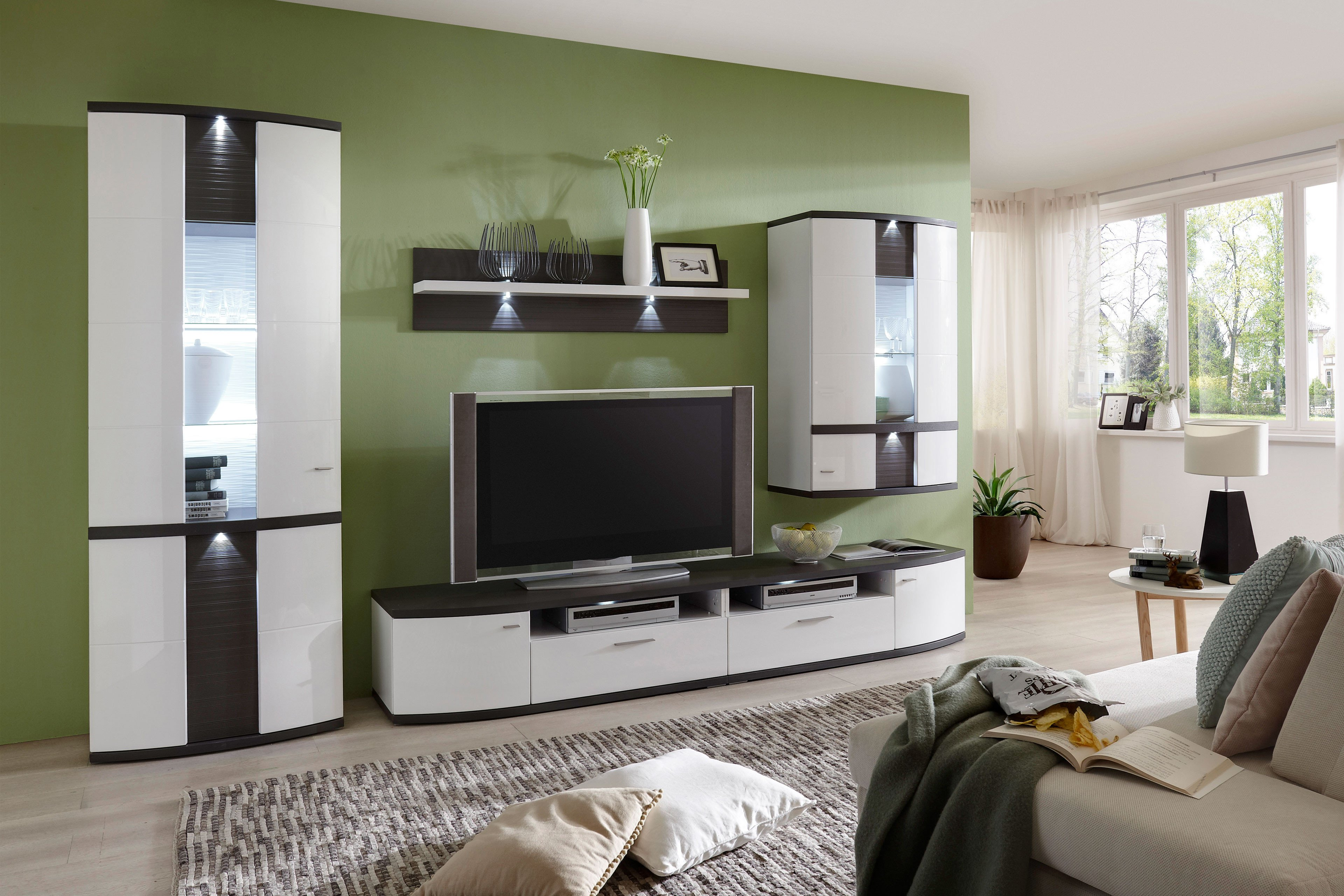 168 wei graphit von ideal m bel m bel letz ihr online shop. Black Bedroom Furniture Sets. Home Design Ideas