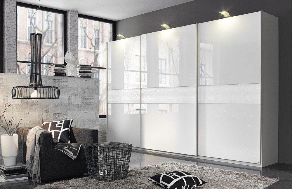 rauch bayamo schweber wei 3 t rig m bel letz ihr online shop. Black Bedroom Furniture Sets. Home Design Ideas