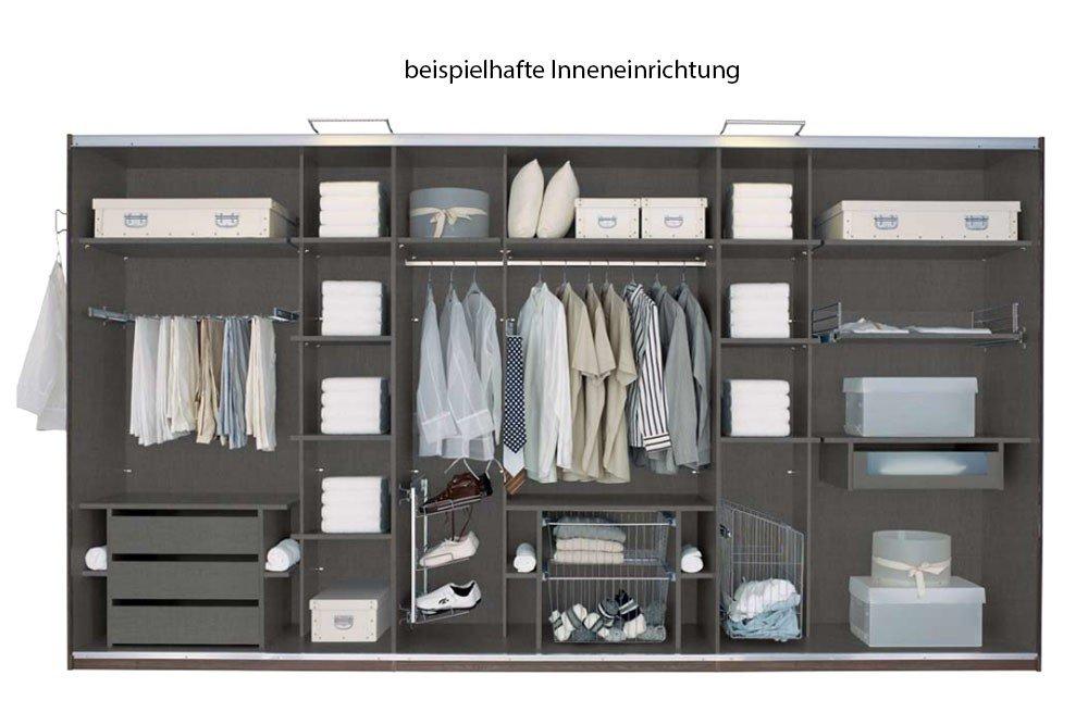 Rauch Bayamo Schweber weiß 3-türig | Möbel Letz - Ihr Online-Shop