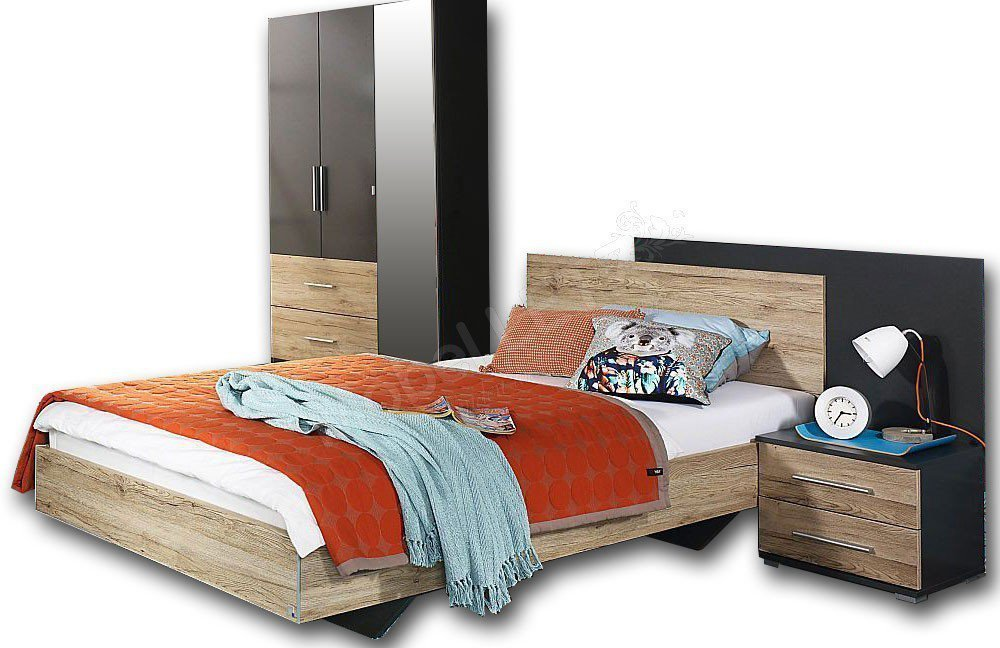 rauch broome jugendzimmer grau m bel letz ihr online shop. Black Bedroom Furniture Sets. Home Design Ideas
