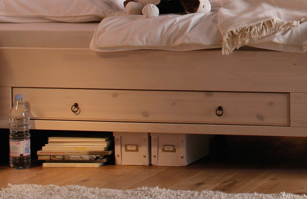 MassivholzSchlafzimmer Helsinki Euro Diffusion Möbel Letz Ihr - Schlafzimmer helsinki malta