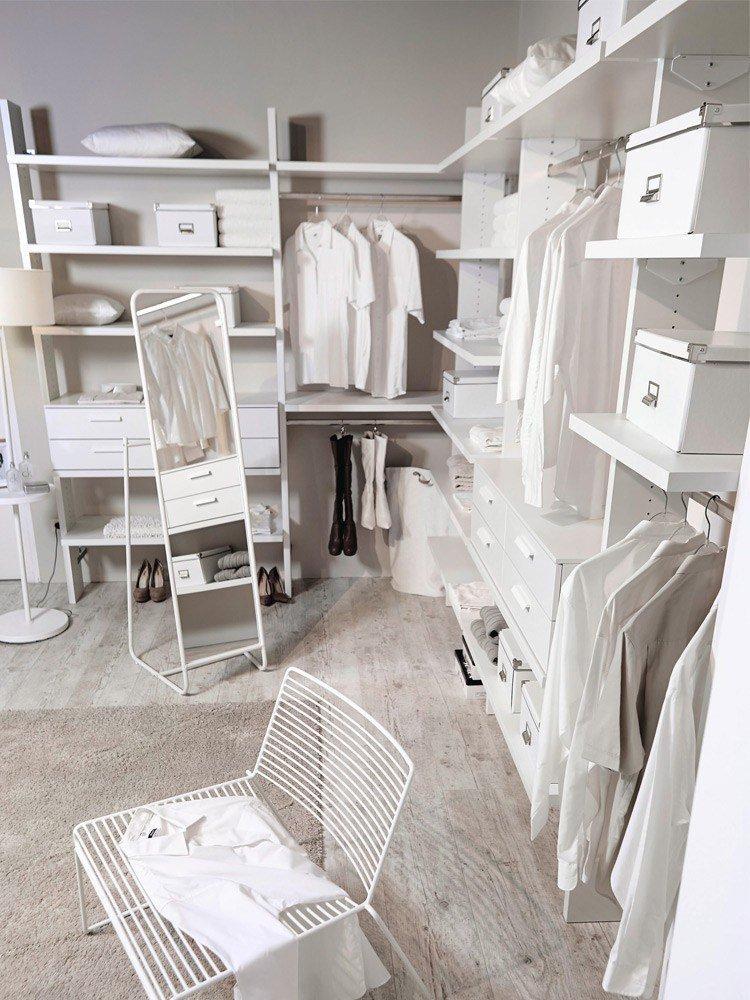apartment system myloft rauch in wei m bel letz ihr online shop. Black Bedroom Furniture Sets. Home Design Ideas
