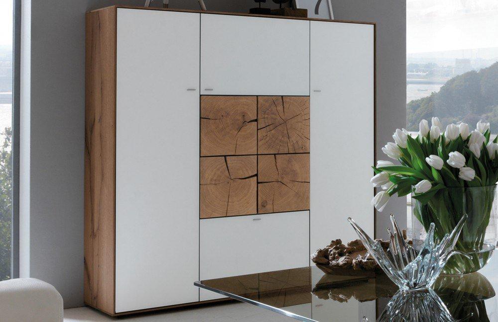 wohnwand caya 717022 w von hartmann m bel letz ihr onlineshop. Black Bedroom Furniture Sets. Home Design Ideas