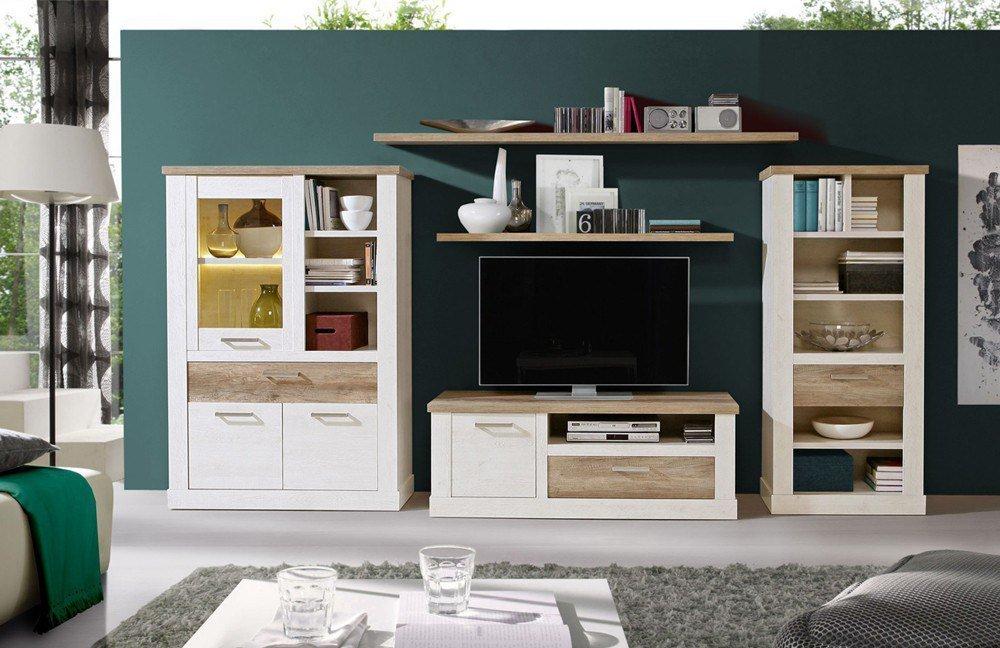 Wohnwand Duro 02 von Forte | Möbel Letz - Ihr Online-Shop