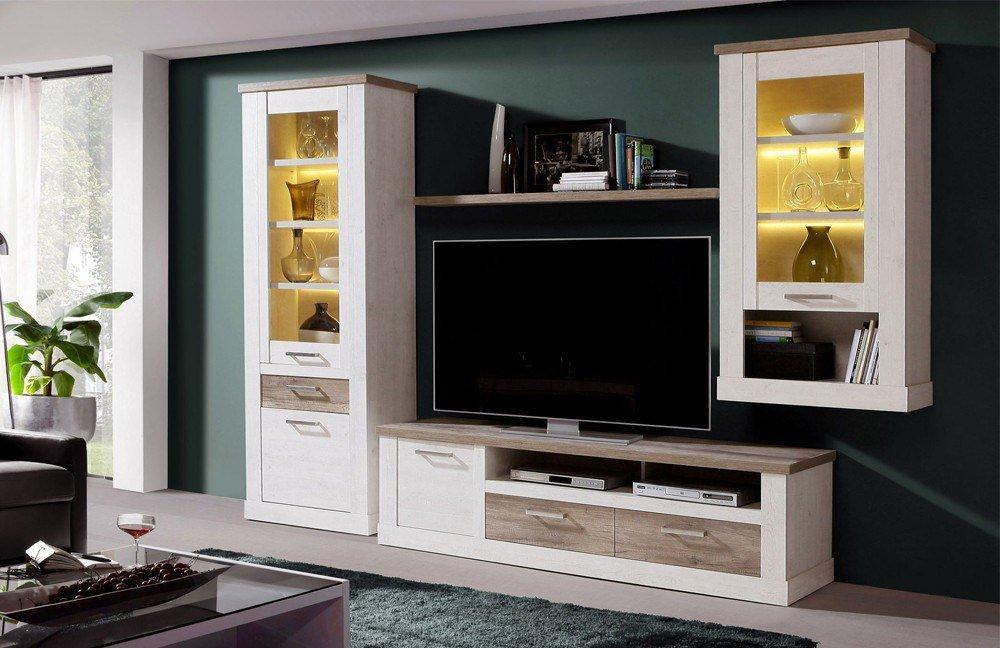 Wohnwand Duro 01 von Forte | Möbel Letz - Ihr Online-Shop