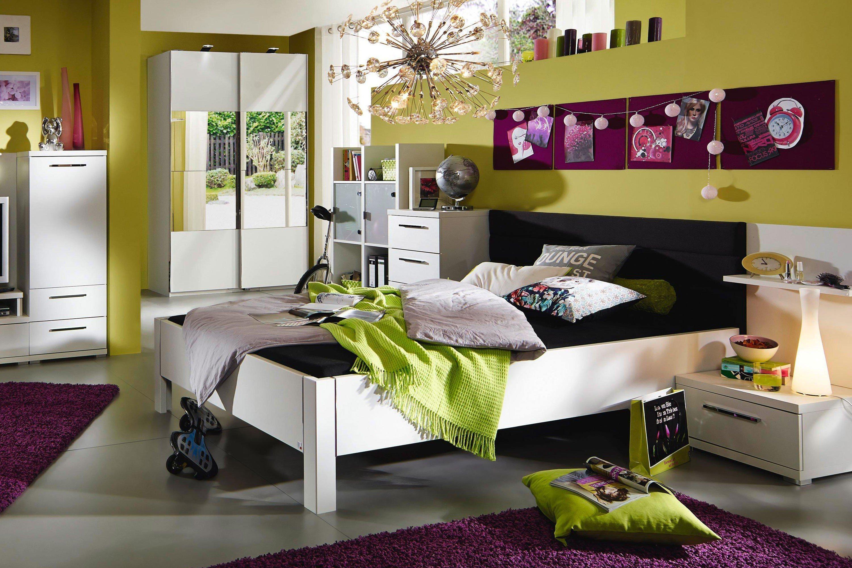rauch nice4home jugendzimmer wei m bel letz ihr. Black Bedroom Furniture Sets. Home Design Ideas