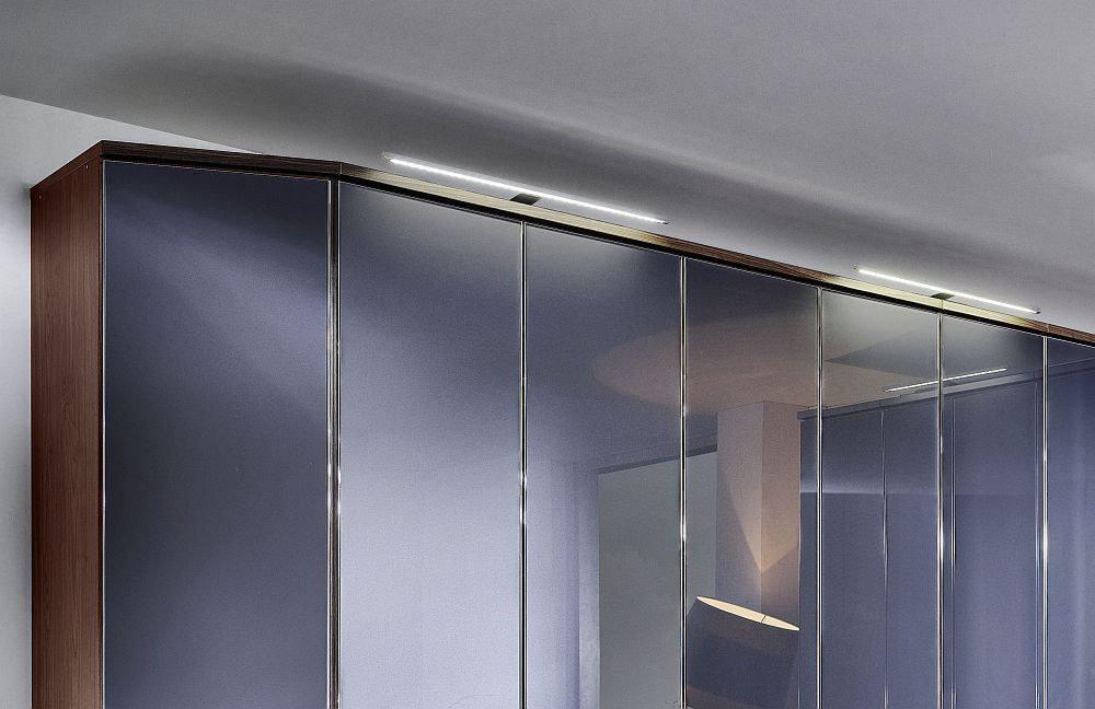 Nolte Horizont 10500 Schrank Graphitglas | Möbel Letz - Ihr Online ...