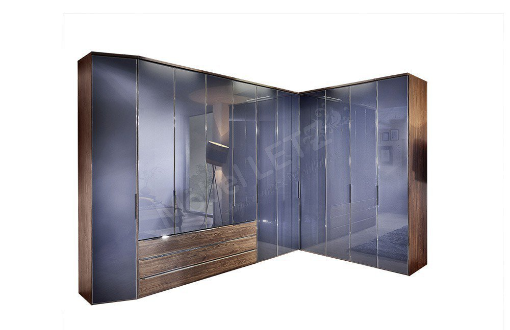 nolte horizont 10500 schrank graphitglas m bel letz ihr online shop. Black Bedroom Furniture Sets. Home Design Ideas