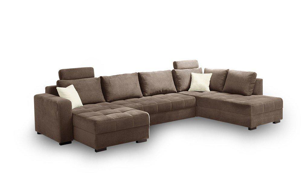 Sofa Antego In Braun Von Jockenhöfer Möbel Letz Ihr Online Shop