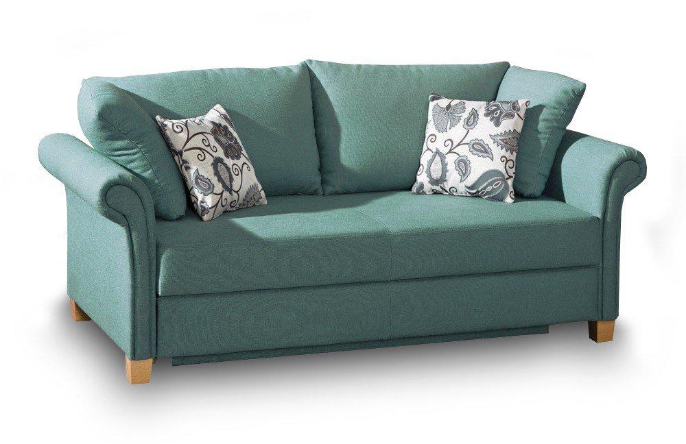 restyl regina schlafsofa querschl fer in t rkis m bel. Black Bedroom Furniture Sets. Home Design Ideas