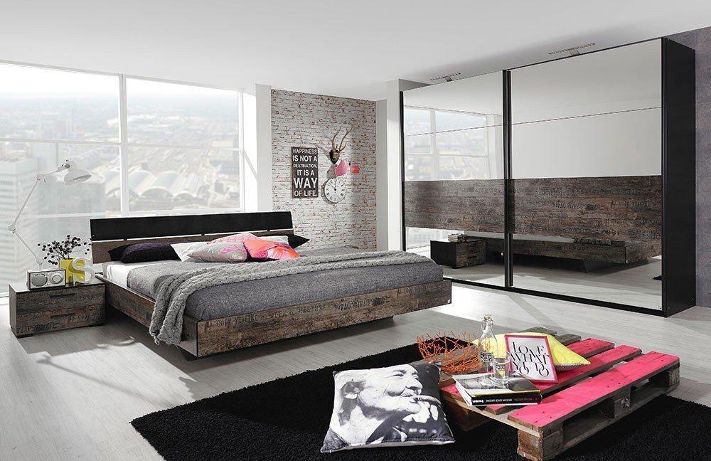schlafzimmer-set sumatra 4-teilig von rauch | möbel letz - ihr