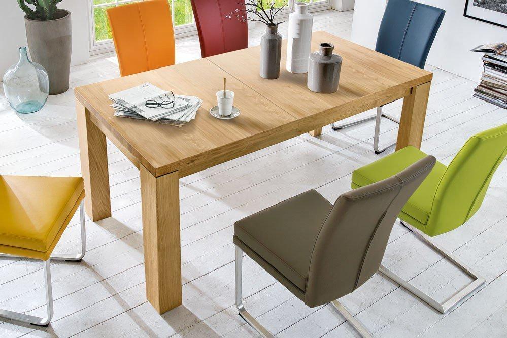 Esszimmer Von Niehoff Sitzmöbel   Tisch 8833 U0026 Stühle 0141