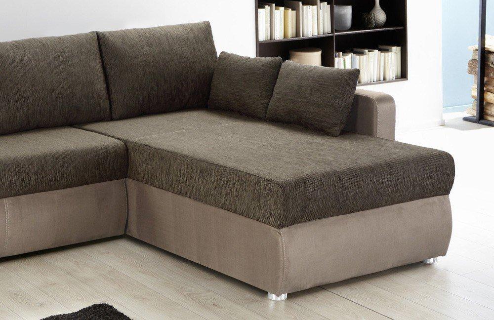 taifun von jockenh fer ecksofa braun m bel letz ihr online shop. Black Bedroom Furniture Sets. Home Design Ideas