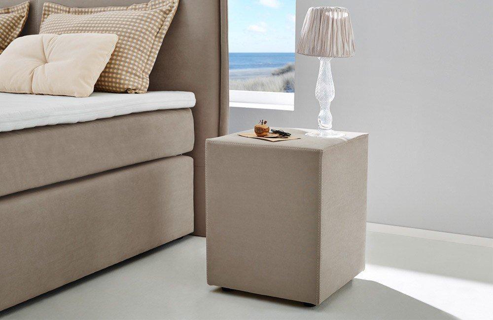 jockenh fer ascoli boxspringbett beige m bel letz ihr. Black Bedroom Furniture Sets. Home Design Ideas