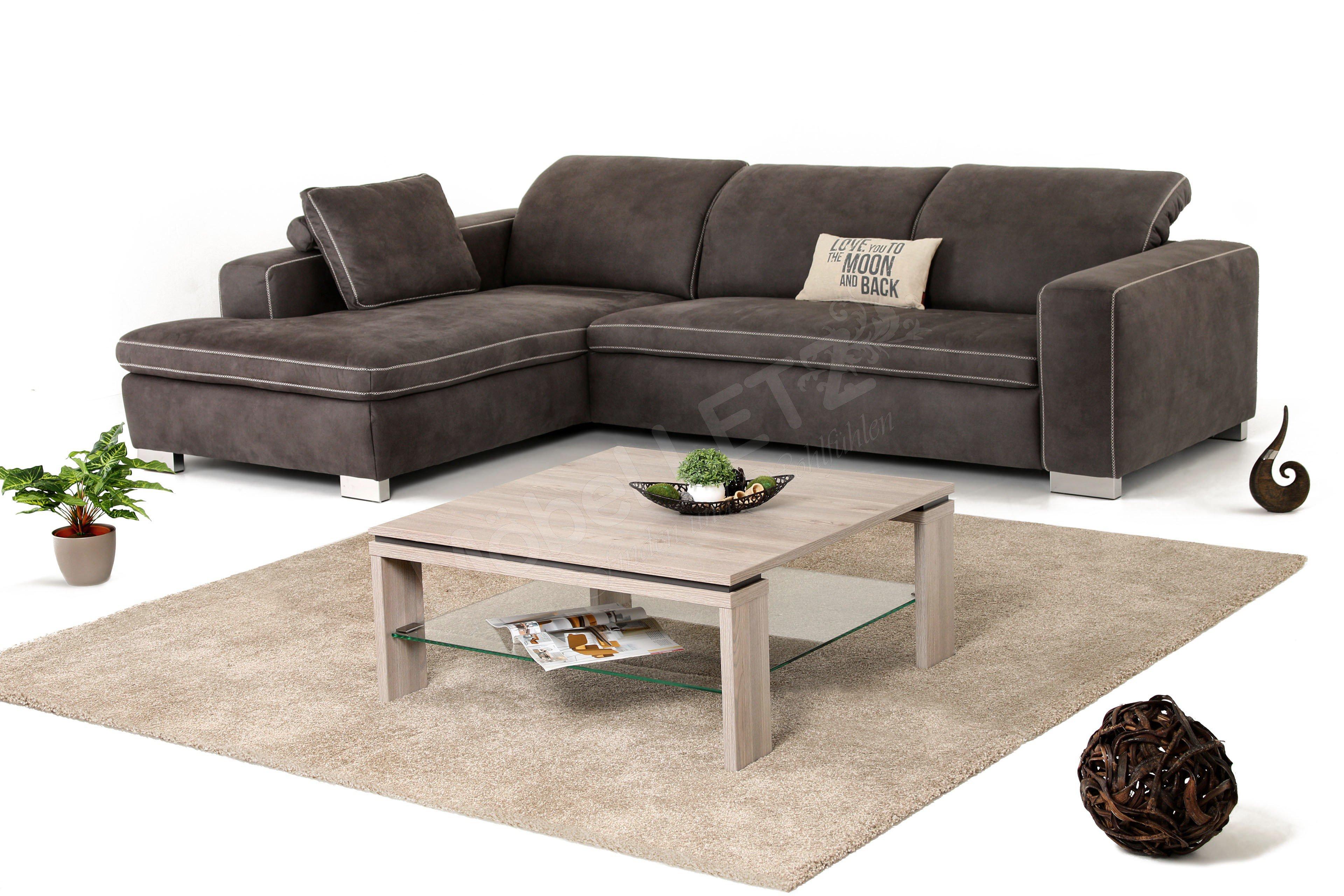 Candy Lakewood Sofa in Grau | Möbel Letz - Ihr Online-Shop