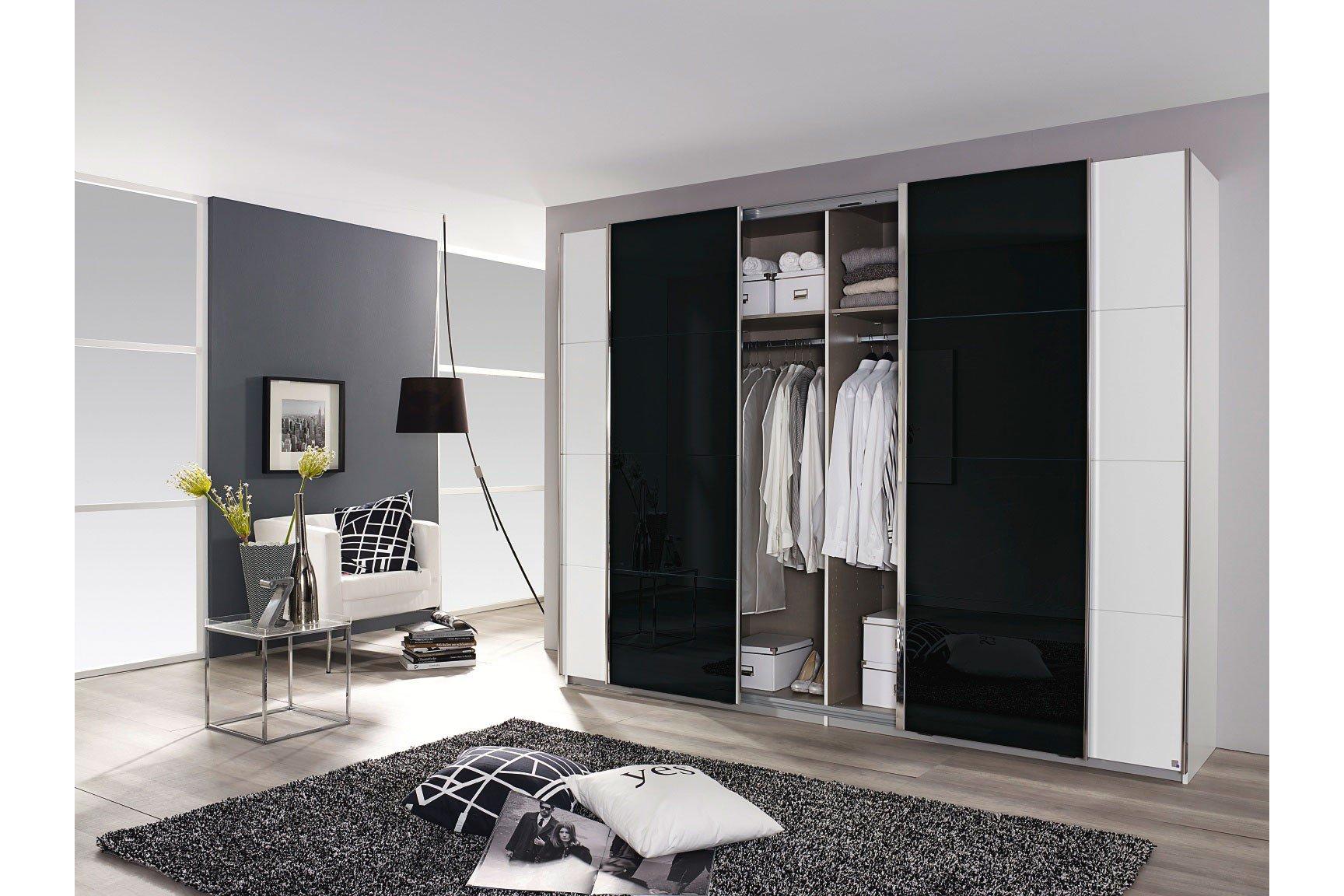 rauch syncrono 2 schrankt ren glas m bel letz ihr online shop. Black Bedroom Furniture Sets. Home Design Ideas