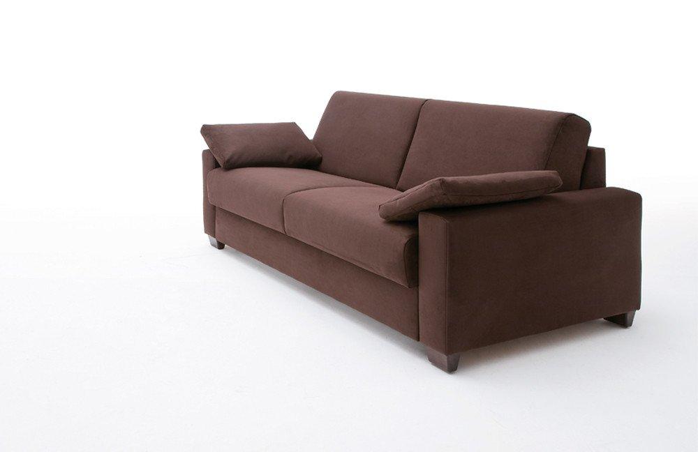 bali messina schlafsofa messina in braun m bel letz ihr online shop. Black Bedroom Furniture Sets. Home Design Ideas
