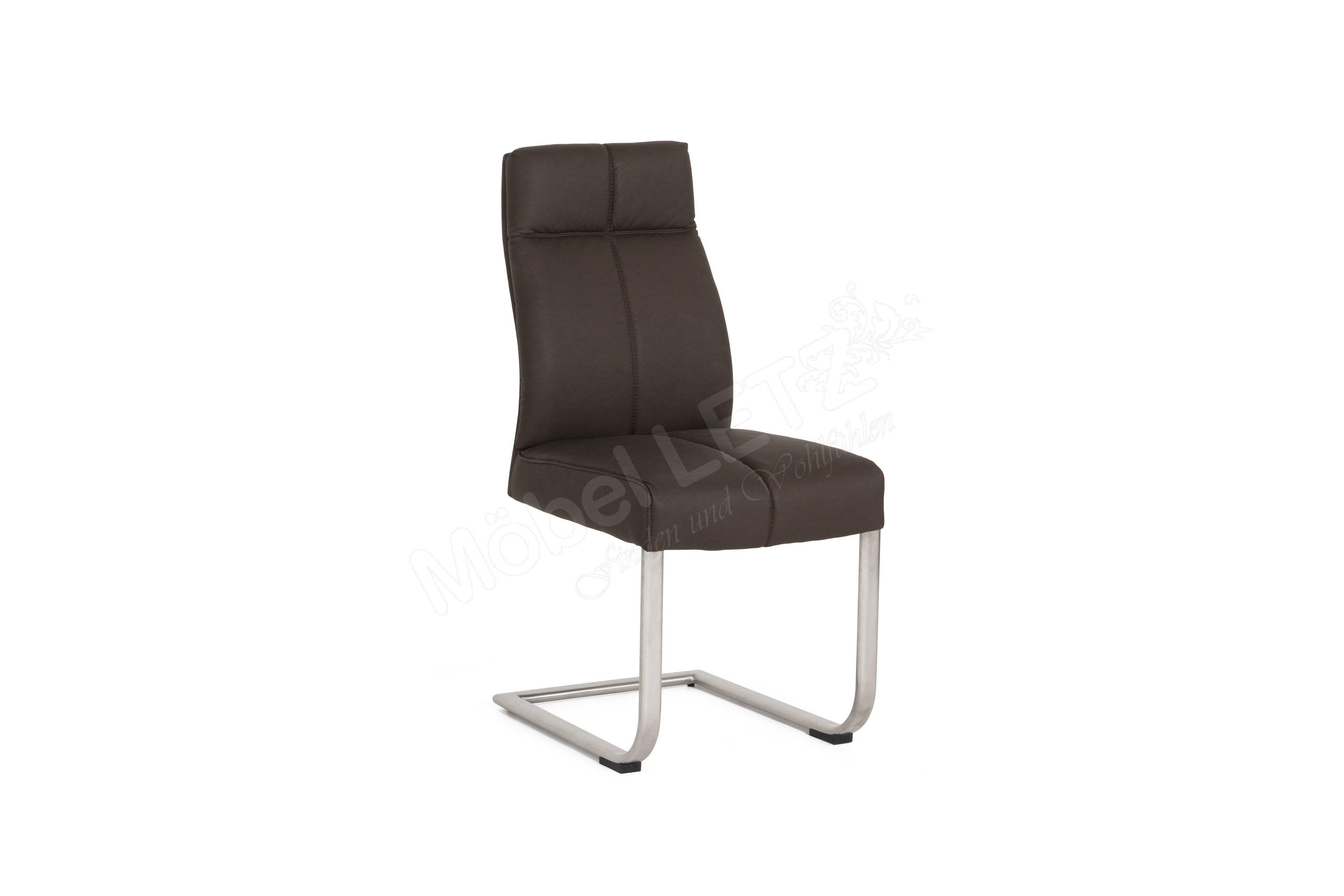 stuhl vince carter braun kastanie von mca m bel letz ihr online shop. Black Bedroom Furniture Sets. Home Design Ideas