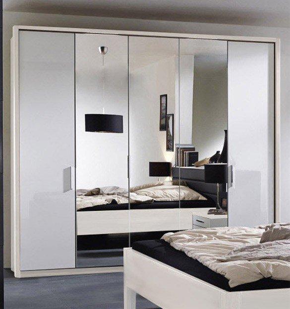 Nice4home Von Rauch Dialog   Schlafzimmer Weiß/ Hochglanz Weiß