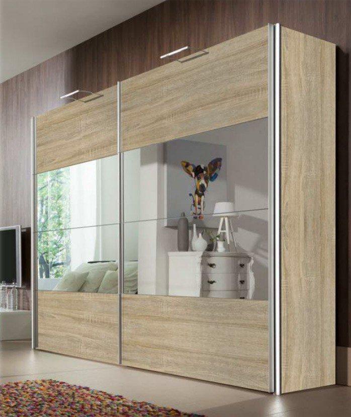schrank sonoma simple sideboard roller calpe sonoma eiche. Black Bedroom Furniture Sets. Home Design Ideas