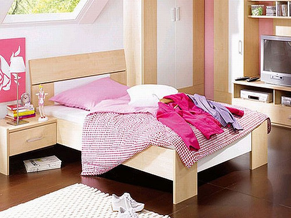 r hr vegas jugendzimmer ahorn wei m bel letz ihr. Black Bedroom Furniture Sets. Home Design Ideas