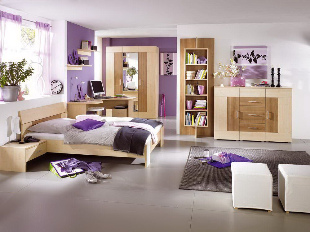 r hr bush jugendzimmer vegas ahorn kirsch m bel letz ihr online shop. Black Bedroom Furniture Sets. Home Design Ideas