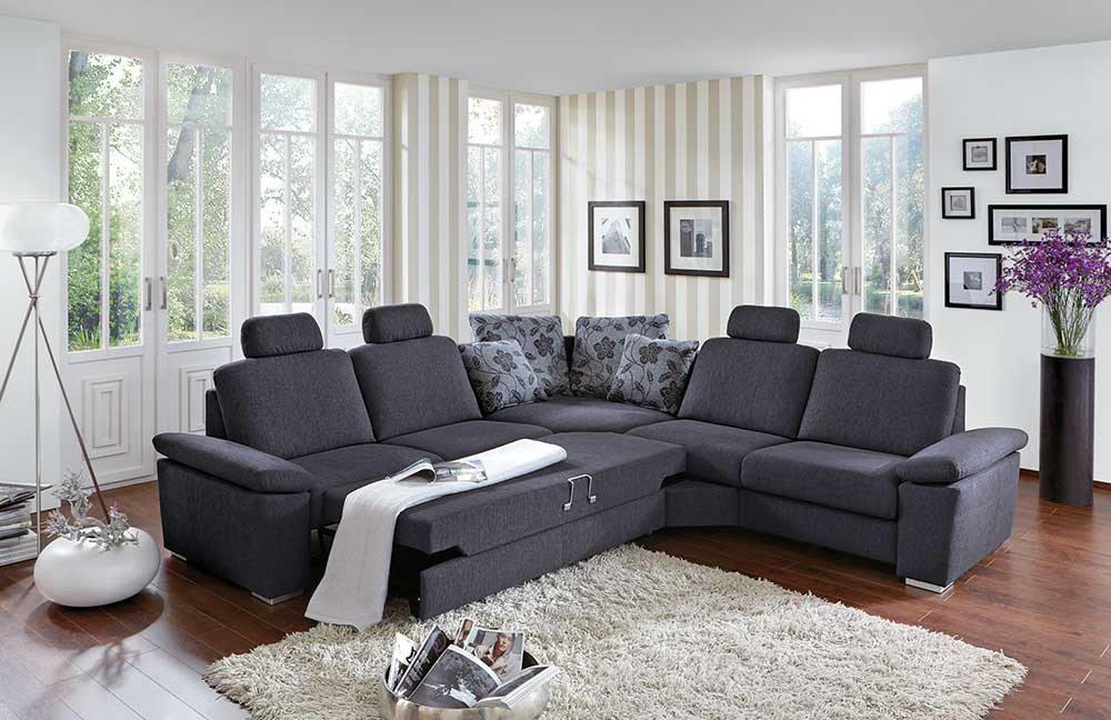 zehdenick luxor anthrazit m bel letz ihr online shop. Black Bedroom Furniture Sets. Home Design Ideas