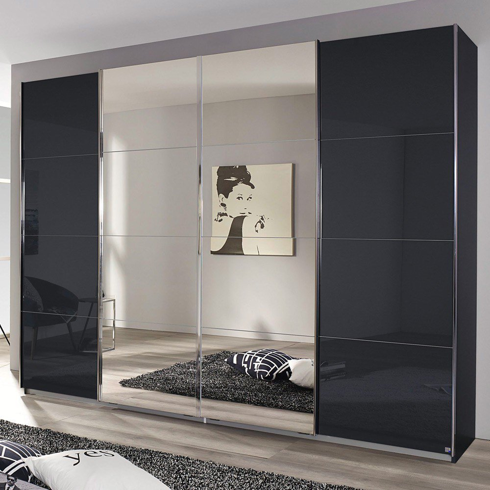 rauch syncrono dekor glas spiegel m bel letz ihr online shop. Black Bedroom Furniture Sets. Home Design Ideas