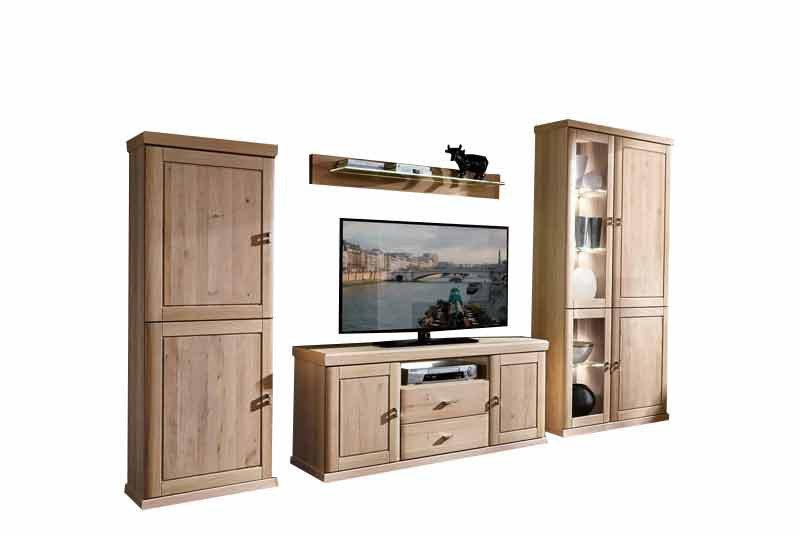 schr der m bel wohnwand cottage k011 m bel letz ihr online shop. Black Bedroom Furniture Sets. Home Design Ideas