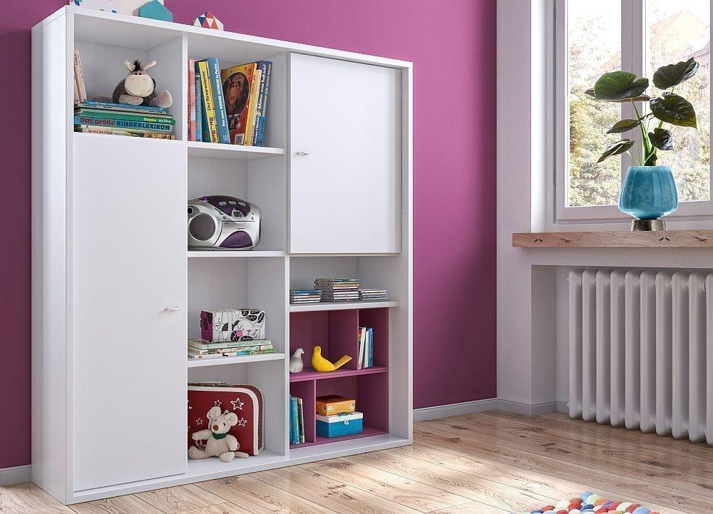 r hr bush puzzle kinderzimmer wei m bel letz ihr online shop. Black Bedroom Furniture Sets. Home Design Ideas