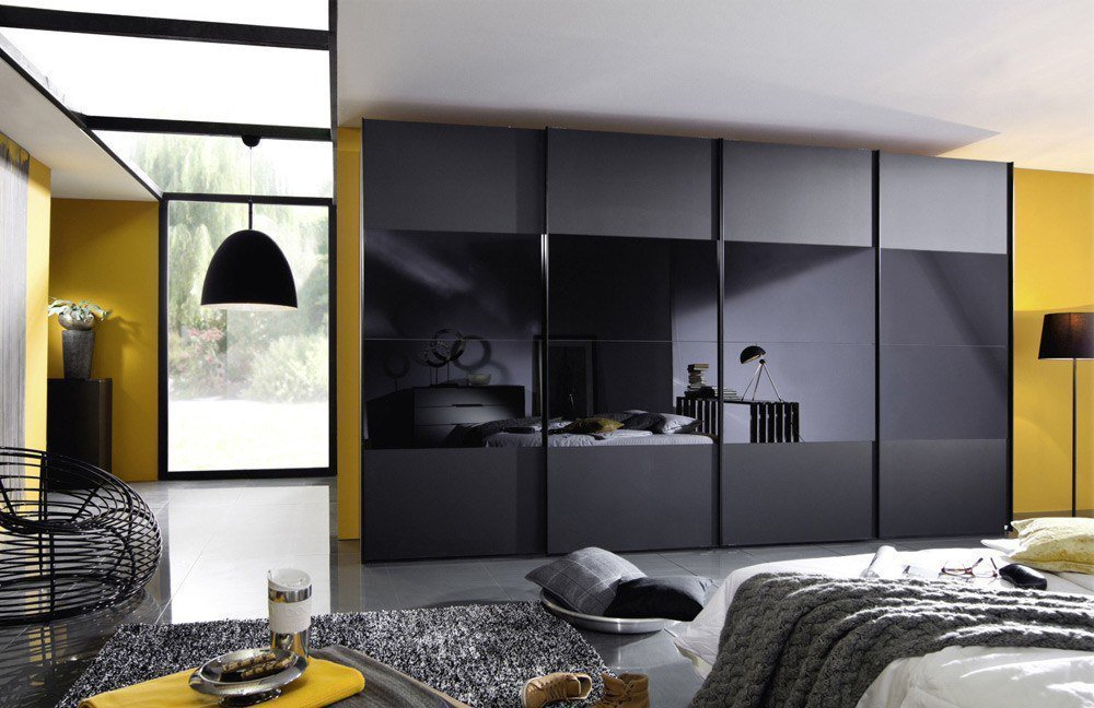 rauch 20up schweber farbglas schwarz m bel letz ihr online shop. Black Bedroom Furniture Sets. Home Design Ideas
