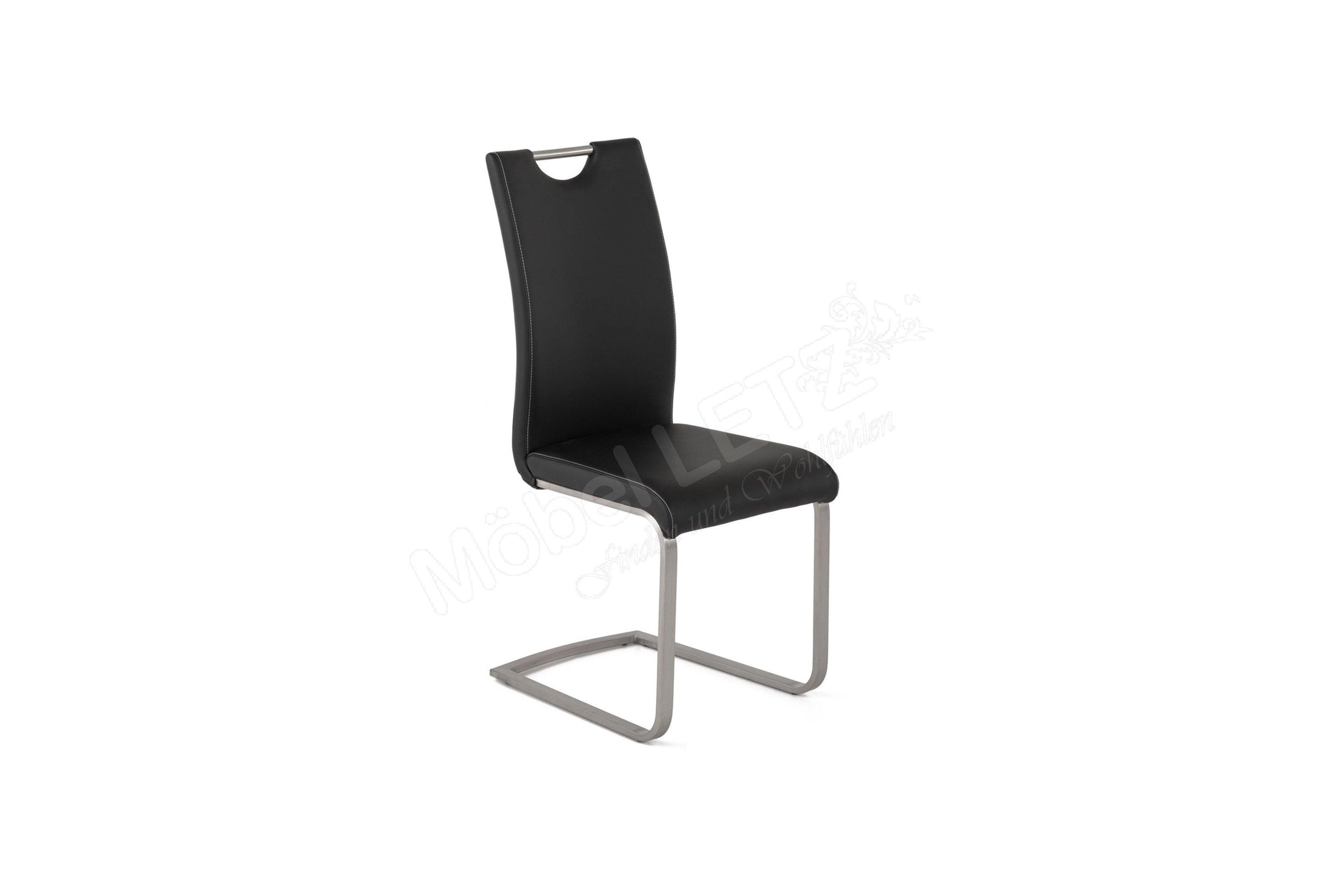 stuhl paulo emelina braun von mca m bel letz ihr online shop. Black Bedroom Furniture Sets. Home Design Ideas