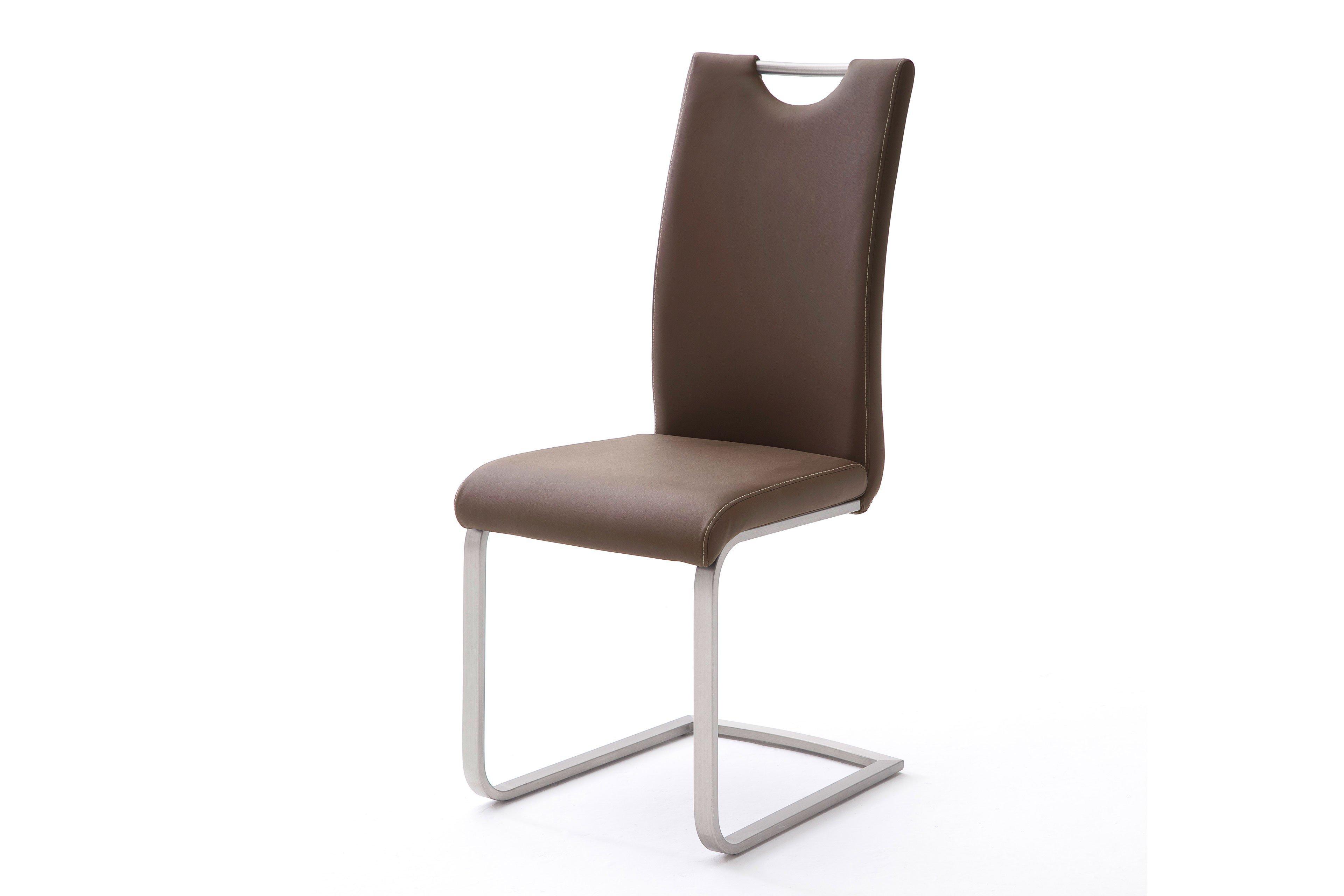 freischwinger paulo emelina braun von mca m bel letz. Black Bedroom Furniture Sets. Home Design Ideas