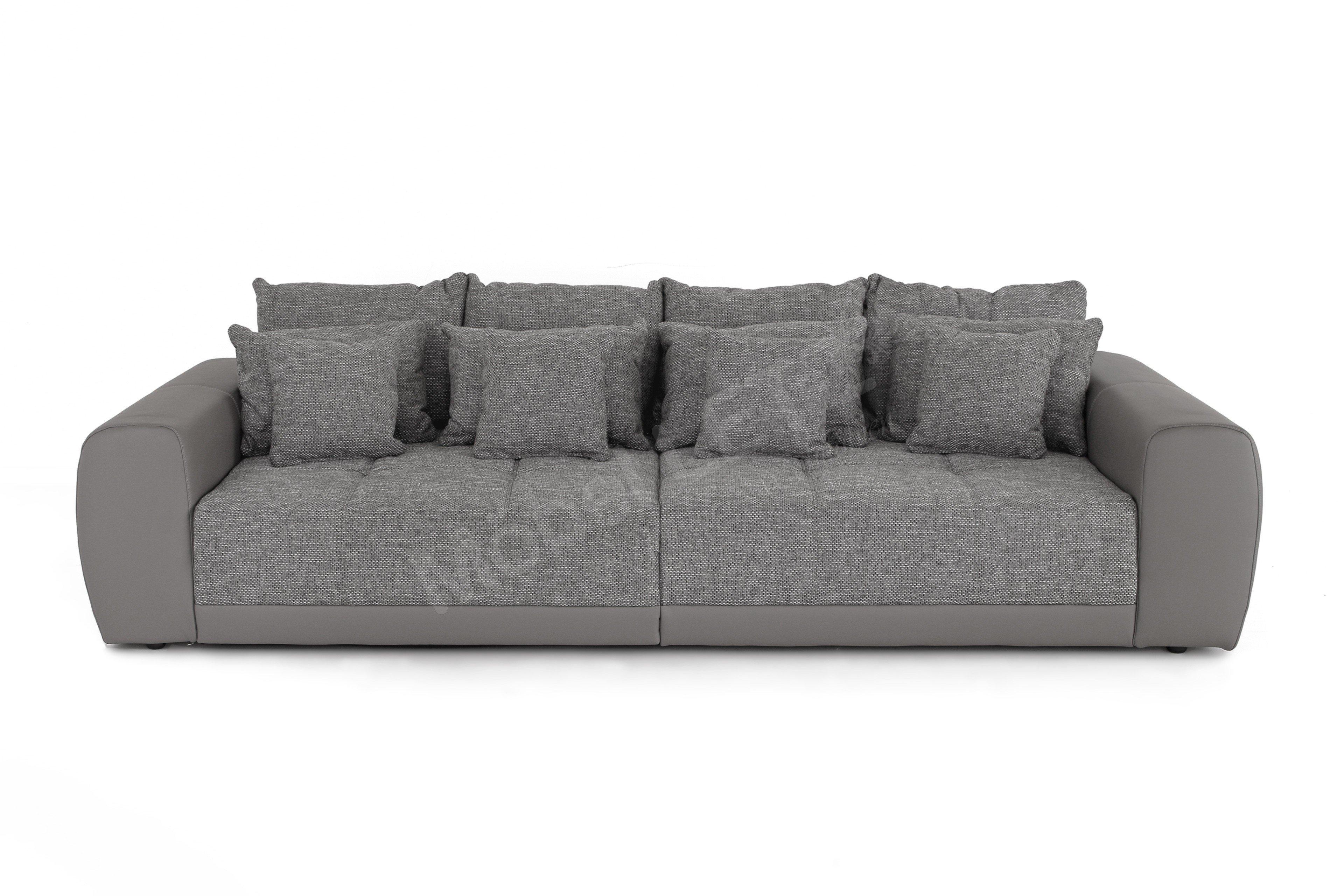 jockenh fer sofa samy in grau m bel letz ihr online shop. Black Bedroom Furniture Sets. Home Design Ideas
