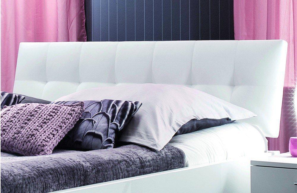 Hasena Top-Line Bett Hochglanz weiß | Möbel Letz - Ihr Online-Shop
