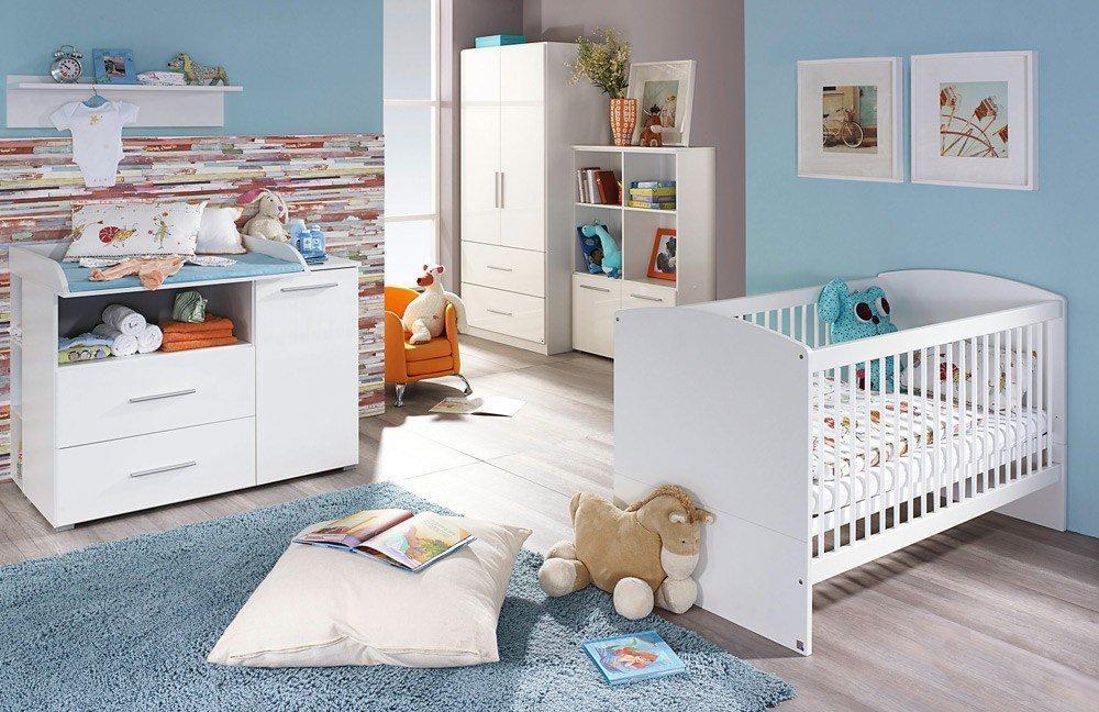 Rauch Manja Babyzimmer Set Hochglanz Mobel Letz Ihr Online Shop