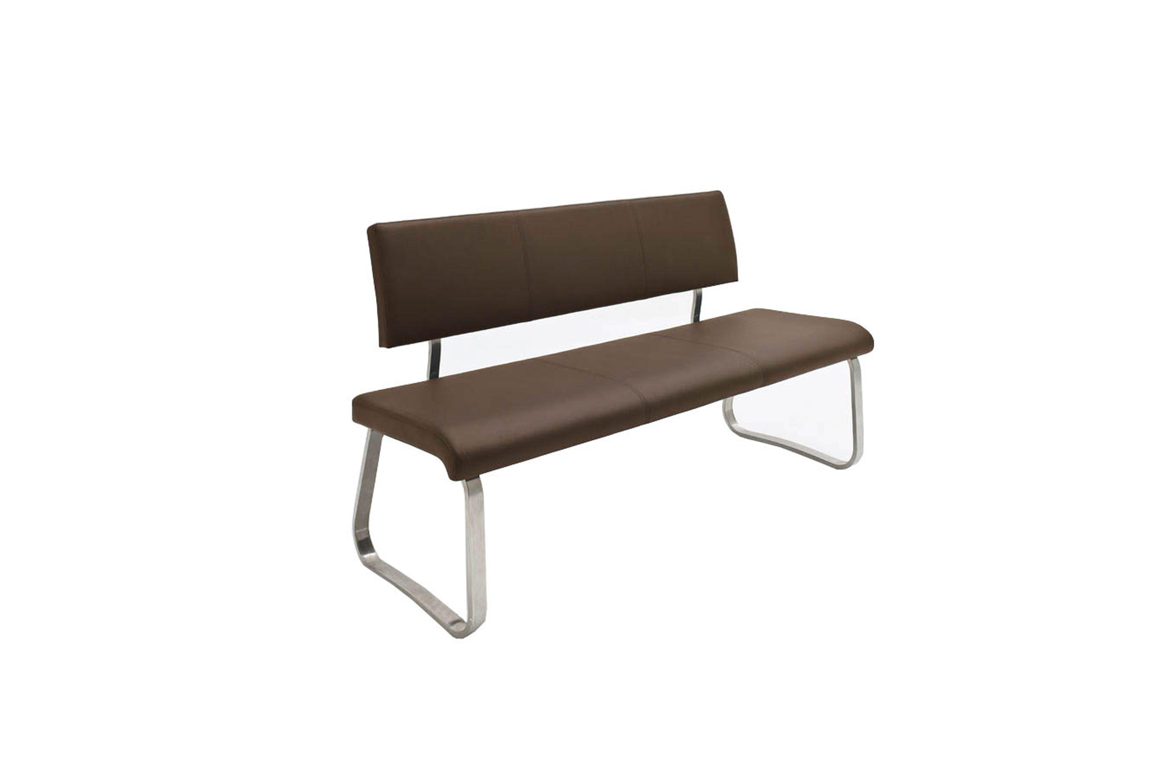 MCA furniture Bank Arco cappuccino | Möbel Letz - Ihr Online-Shop