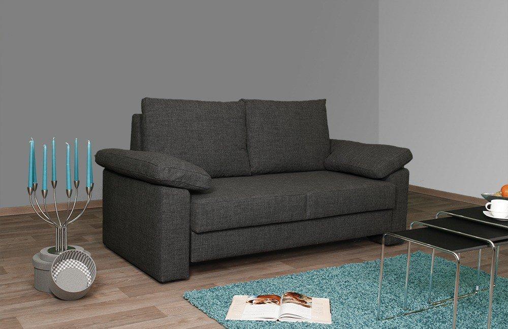 schlafsofa liegeflche 180x200 top malou sofa mit gstebett ab uac von franz fertig die. Black Bedroom Furniture Sets. Home Design Ideas