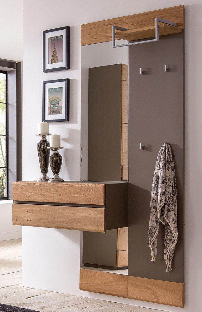 bienenm hle garderobe carat wildeiche m bel letz ihr online shop. Black Bedroom Furniture Sets. Home Design Ideas