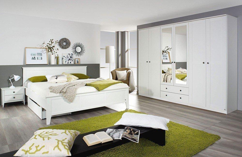 Rauch Rosenheim Schlafzimmer weiß   Möbel Letz - Ihr Online-Shop