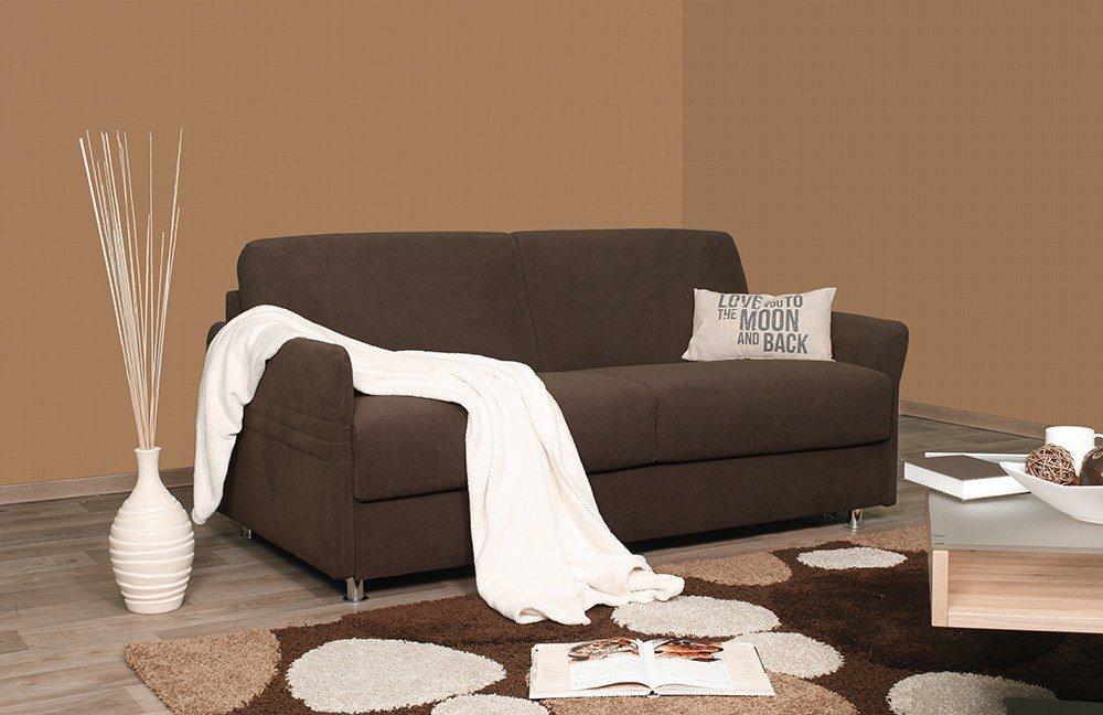 bali polsterm bel messina schlafsofa in braun m bel letz ihr online shop. Black Bedroom Furniture Sets. Home Design Ideas