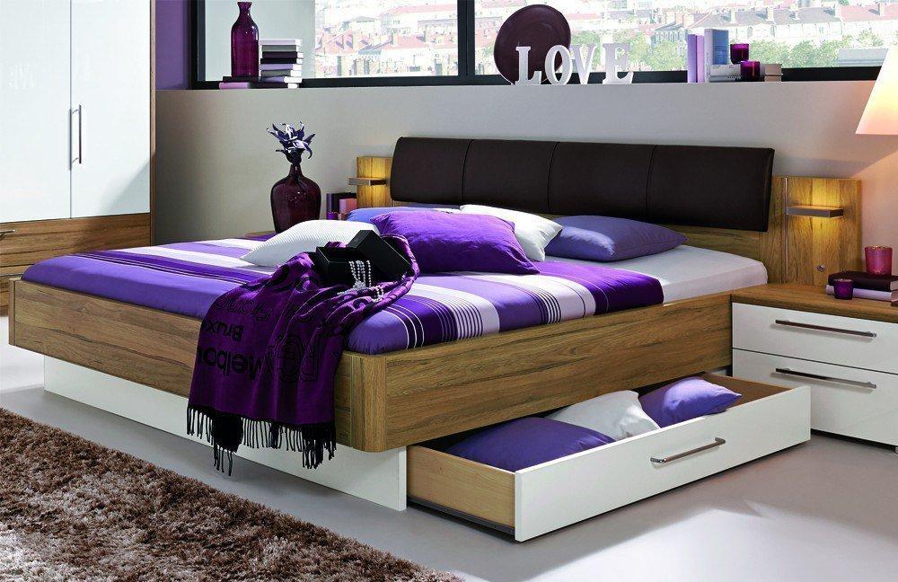 Loddenkemper Zamaro Schlafzimmer Eiche | Möbel Letz - Ihr Online-Shop